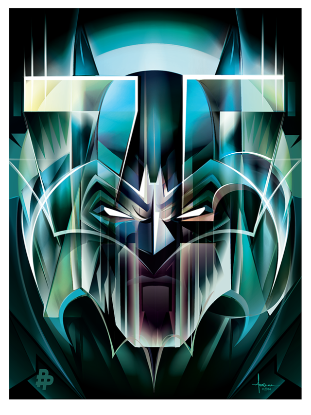 Orlando Arocena – Color Variant - Batman 75