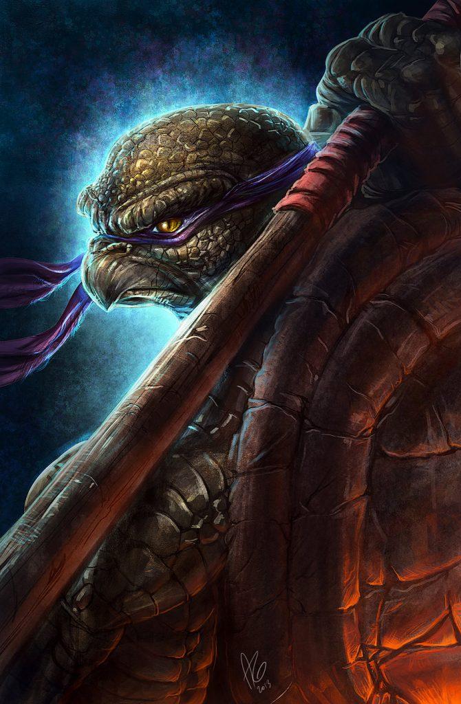 Allen Geneta - Donatello