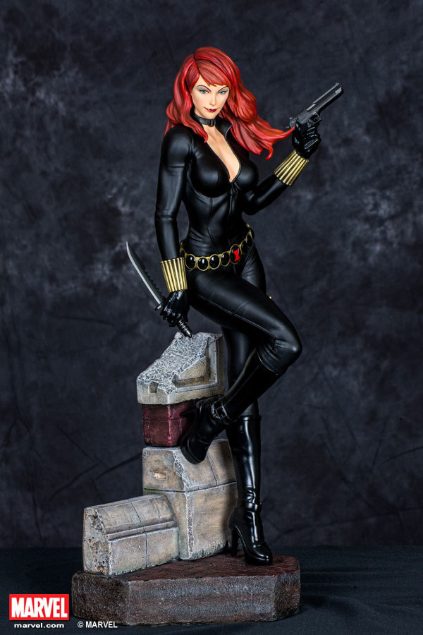 XM Studios - Black Widow Statue