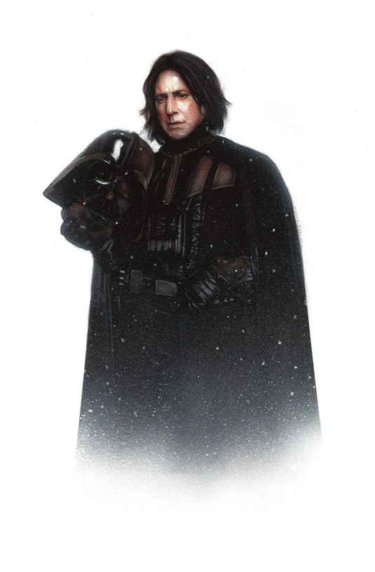 James Hance - Star Wars and Harry Potter
