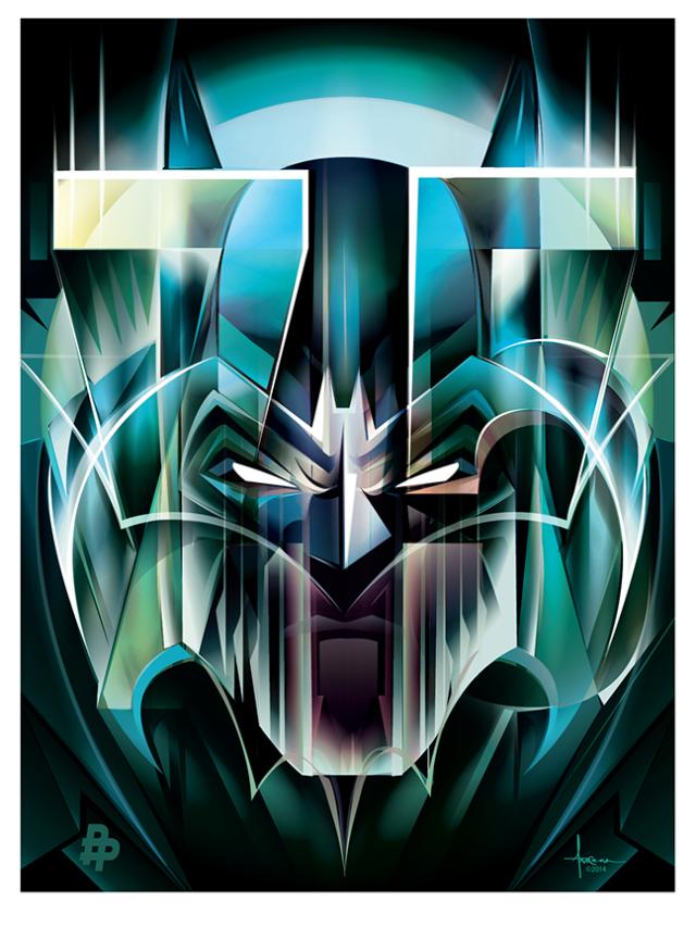 Orlando Arocena – Color Variant - Batman 75