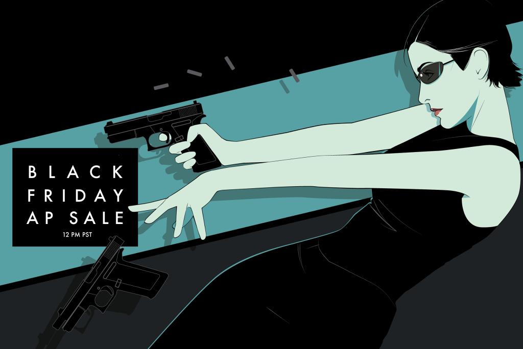 Craig Drake - Black Friday