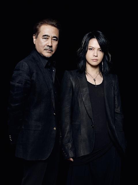 Yoshitaka Amano and Hyde