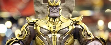 Thanos - Hot Toys
