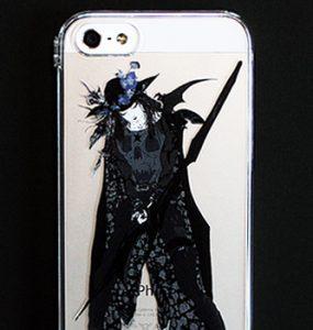 Yoshitaka Amano and Hyde iPhone Case