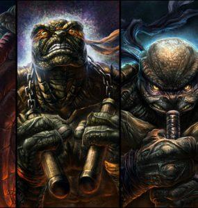 Allen Geneta - Teenage Mutant Ninja Turtles