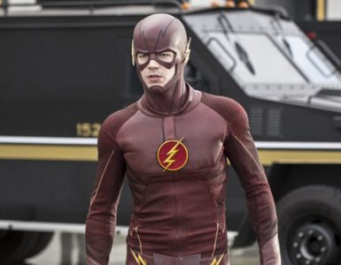 The Flash - Grant Gustin - DC Comics - CW