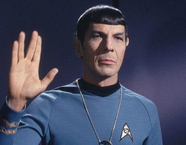 Leonard Nimoy - Spock - Star Trek