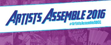 Artists Assemble SDCC 2016