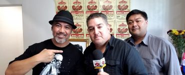 Hall H Show Podcast - Episode 25 - Ruben Torres (HeART of Boxing)