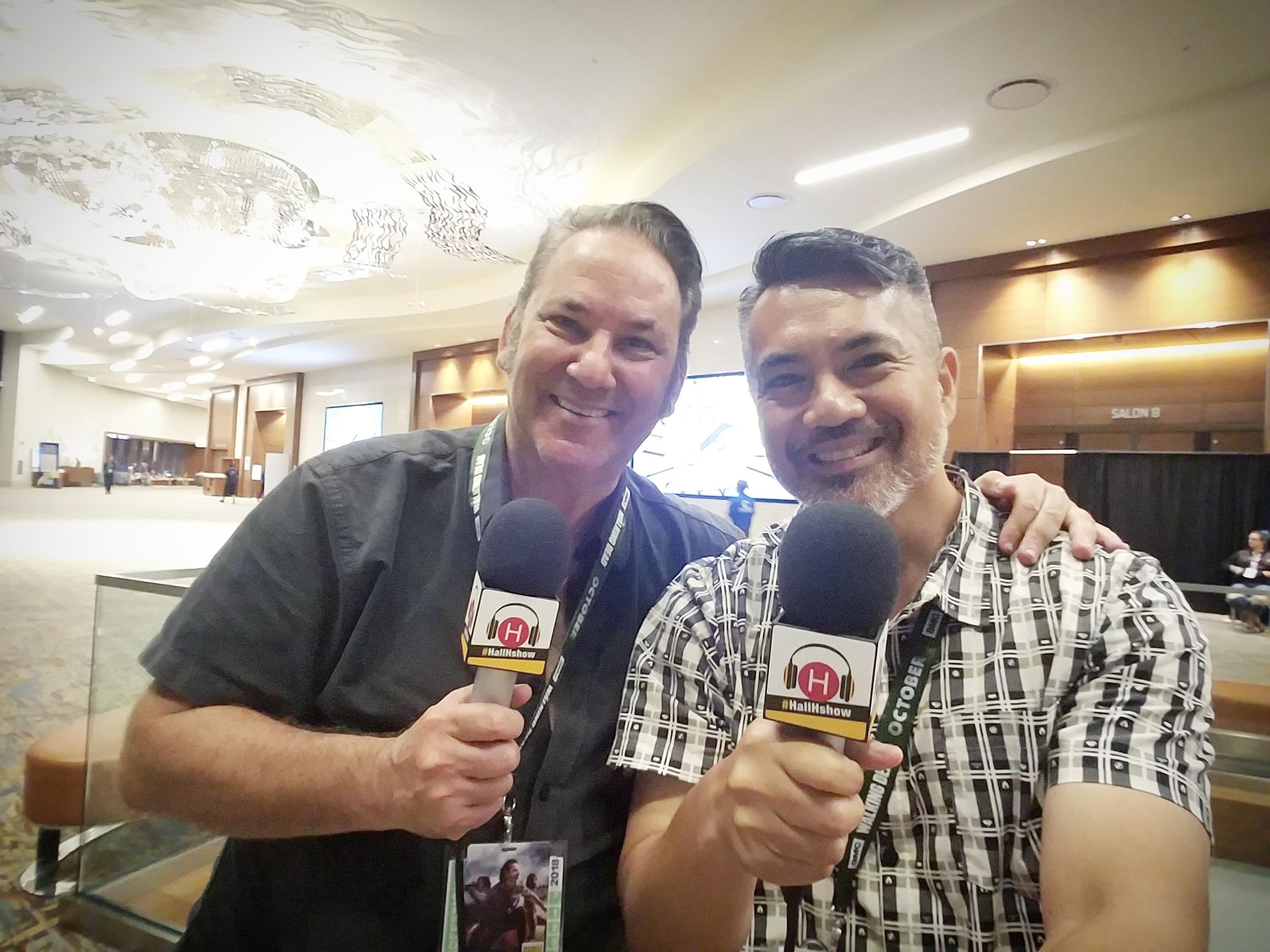 Hall H Show - Arlen Schumer - San Diego Comic Con 2018