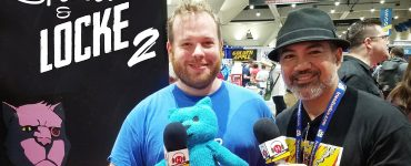 Hall H Show - Episode 65 - David Pepose - Spencer and Locke 2