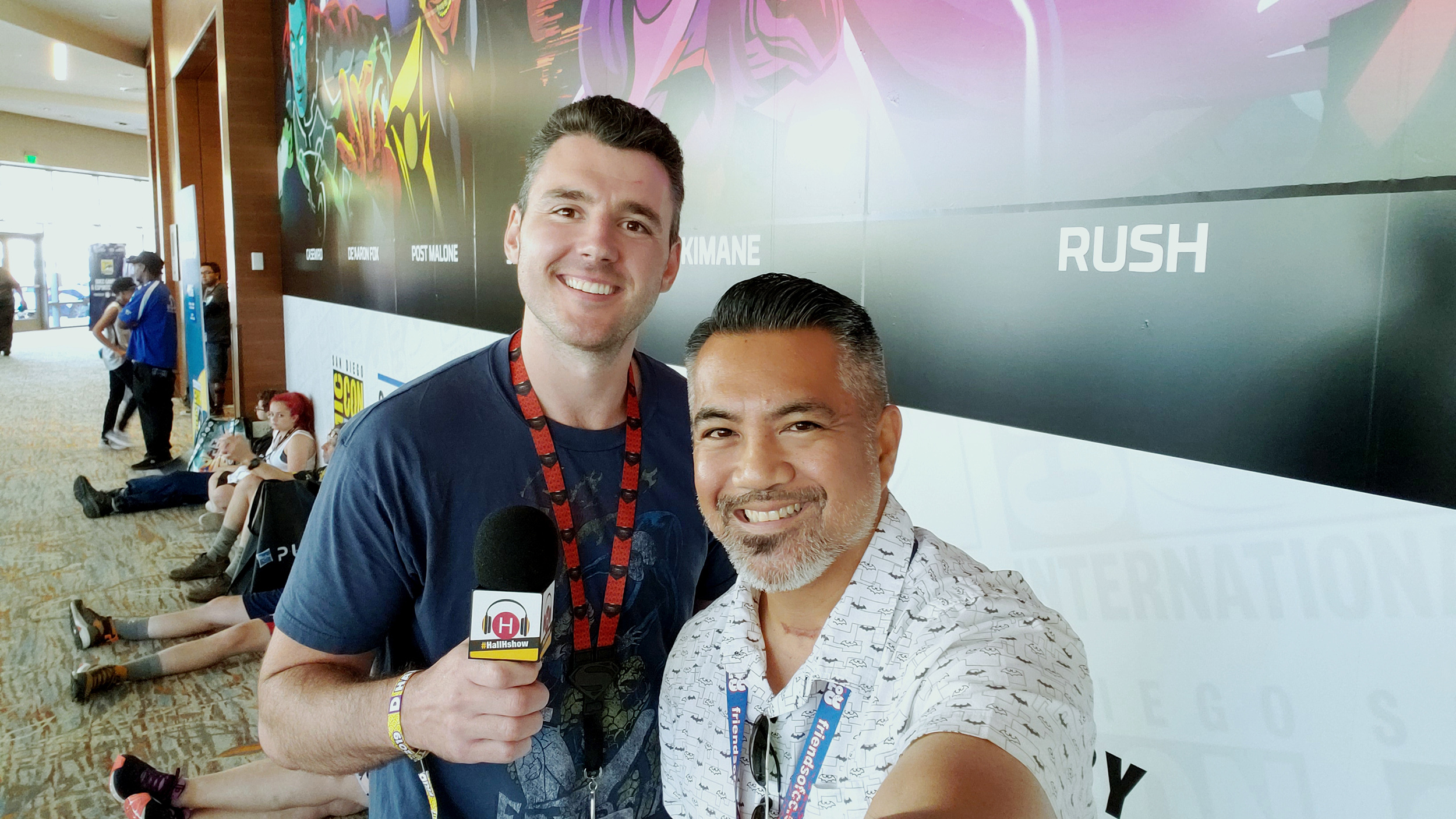 Hall H Show - Episode 78 - Tim Ludy - SDCC 2019