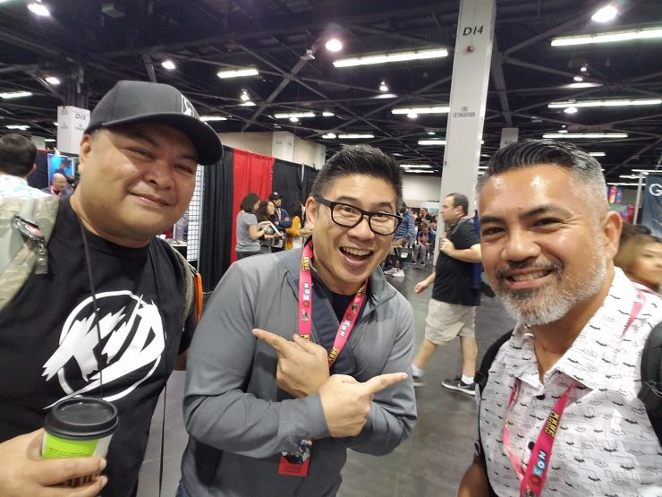 Hall H Show - Episode 96 - Lord Mesa