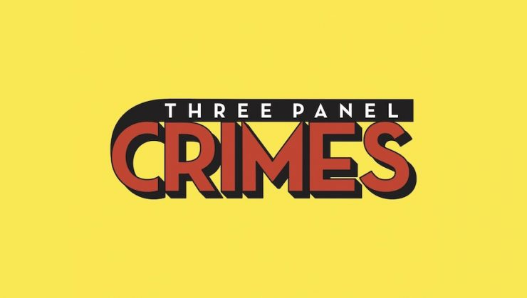 Hall H Show - Tony Fabro - Three Panel Crimes