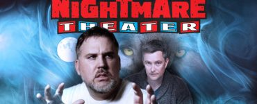 Nightmare Theater - Hall H Show - Episode 99 - David Schrader - Clay Adams