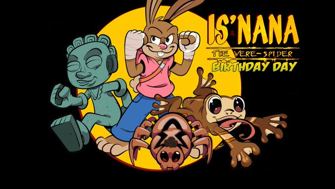 Hall H Show - Greg Anderson Elysee - Isnana the Were-Spider - Birthday Day